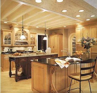 Huge Kitchen