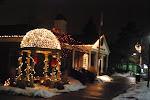 Downtown Wauconda at Christmas