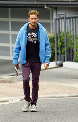 Weekly Re-Style - Shia LaBeouf