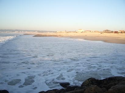 Praia da Cova...