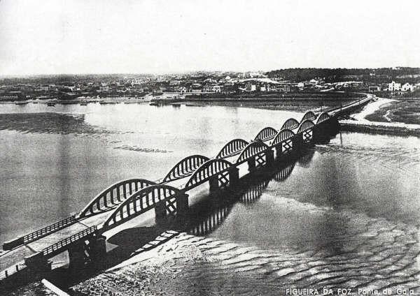 Ponte dos Arcos...na Gala