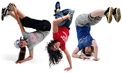 Hip Hop Dancing 111310» Vector Clip Art - Free Clip Art Images