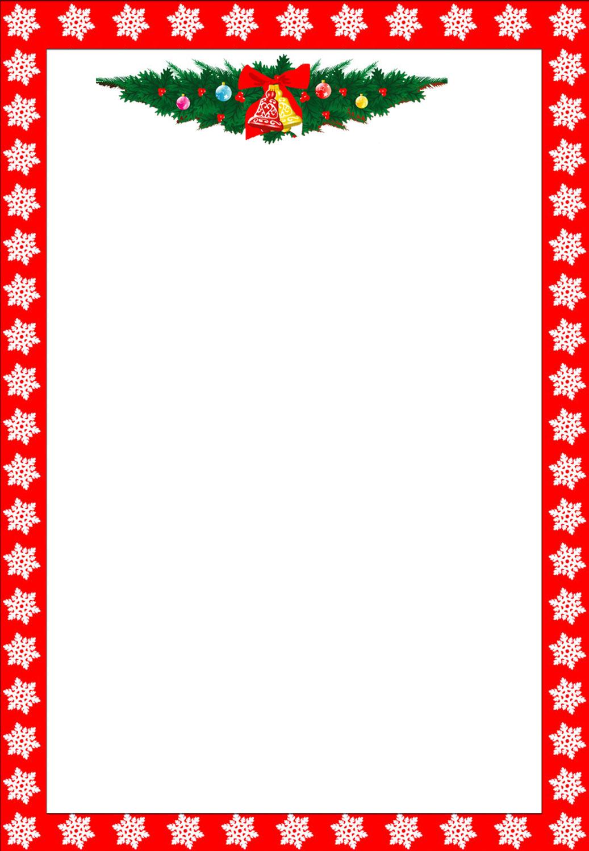 christmas page borders - photo #27