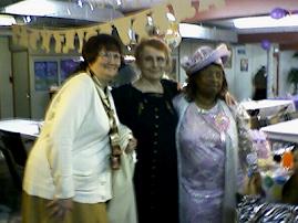Syl, Me & Sister Douglas