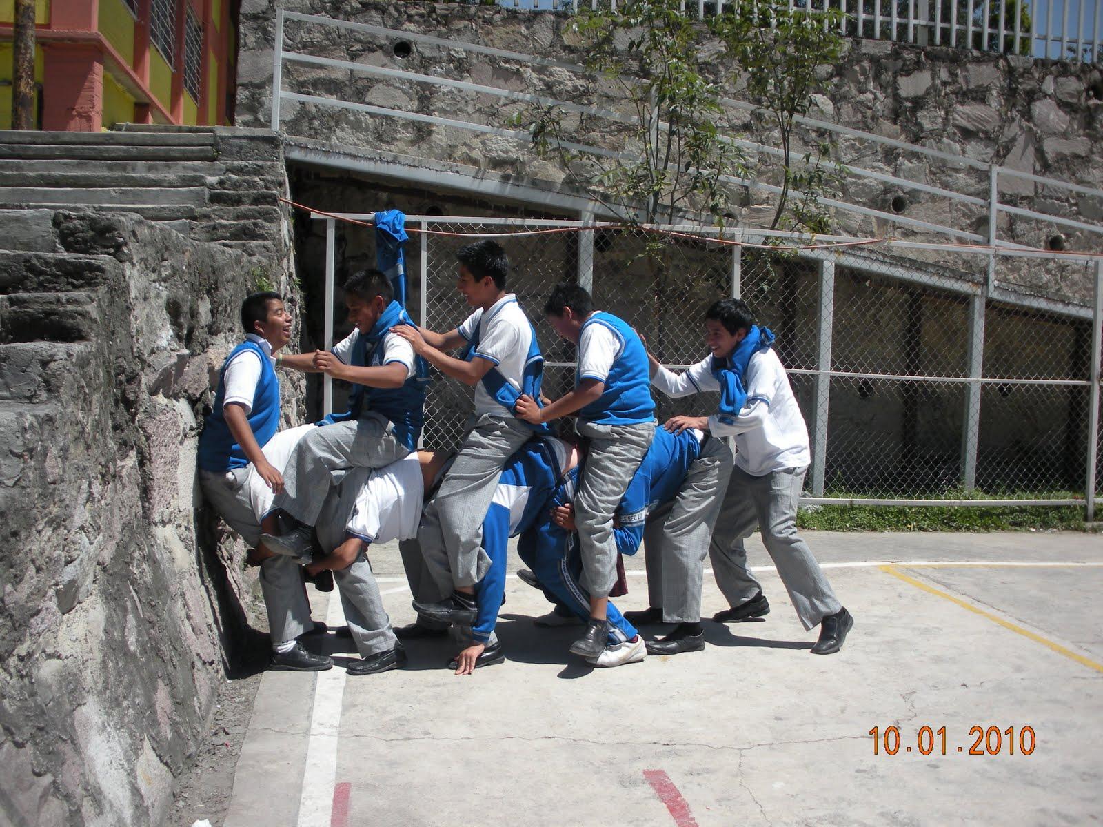 Grupo 3 C 2010 2011 Telesecundaria 211 Juegos Tradicionales