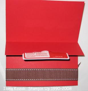 stempelhaus gutschein karte mit box. Black Bedroom Furniture Sets. Home Design Ideas