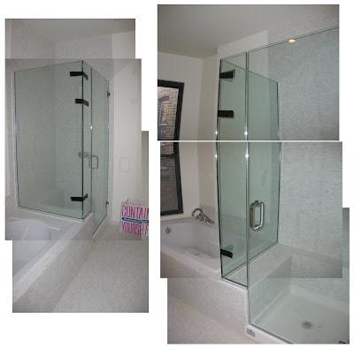 the 4408 files: Master Bath Shower Enclosure