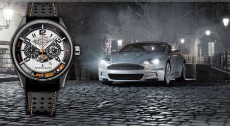 Coming Of Age Aston Martin Sports Car Remote Swiss Watches