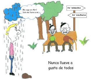 Frases Refranes Y Dichos Populares De Noguera Noguera De