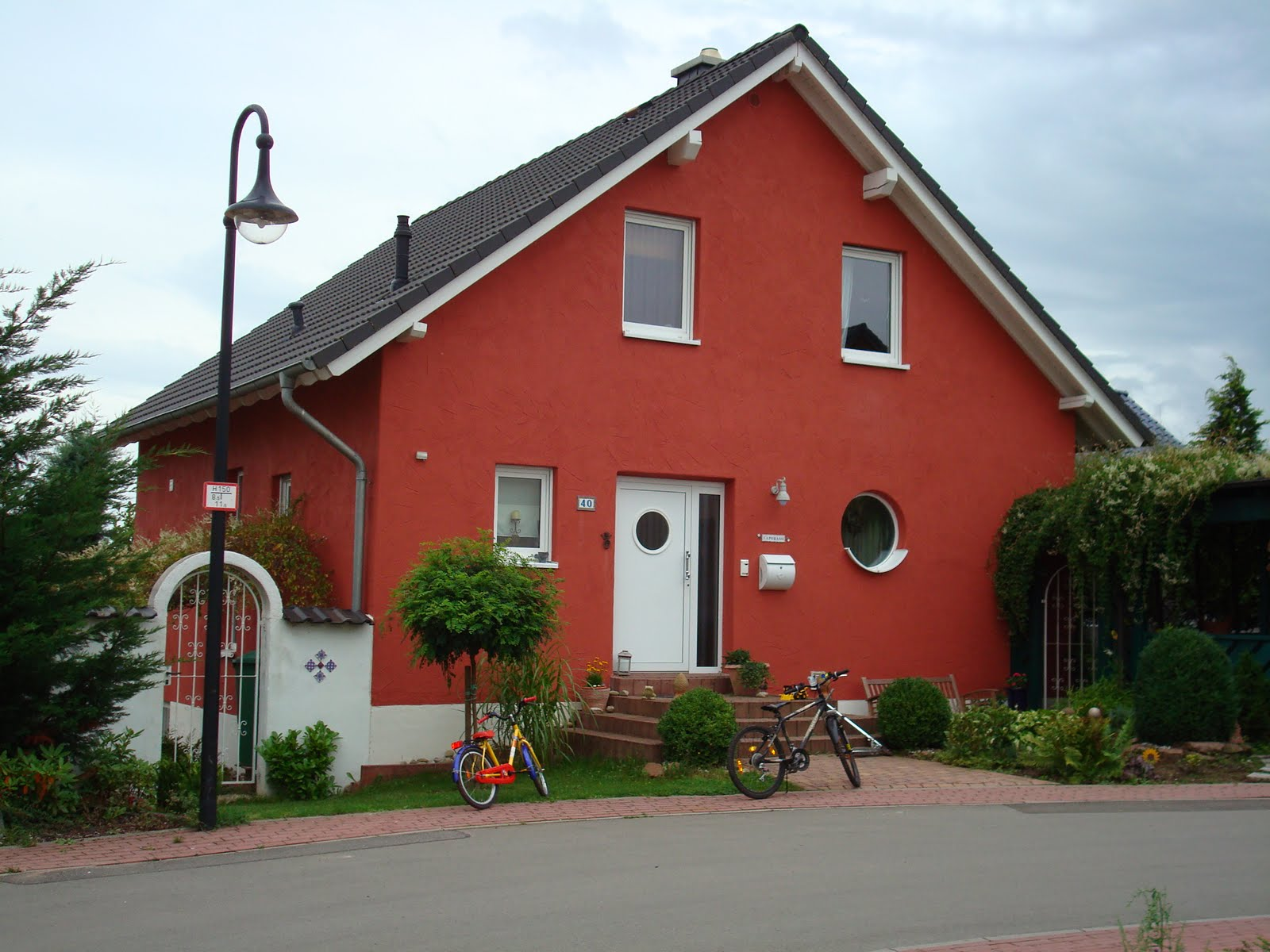 ROWDY IN GERMANY: German Houses