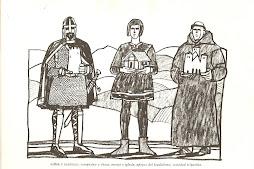 Los tres rostros del Feudalismo