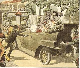 Asesinato del Archiduque de Austria Francisco Fernando
