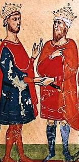 acuerdo entre Federico II y el sultan Al-Kamil