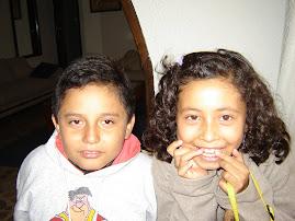 Ricardo y Amaranta