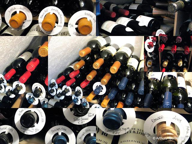 Mein Weinlager  | Arthurs Tochter kocht von Astrid Paul. Der Blog für Food, Wine, Travel & Love