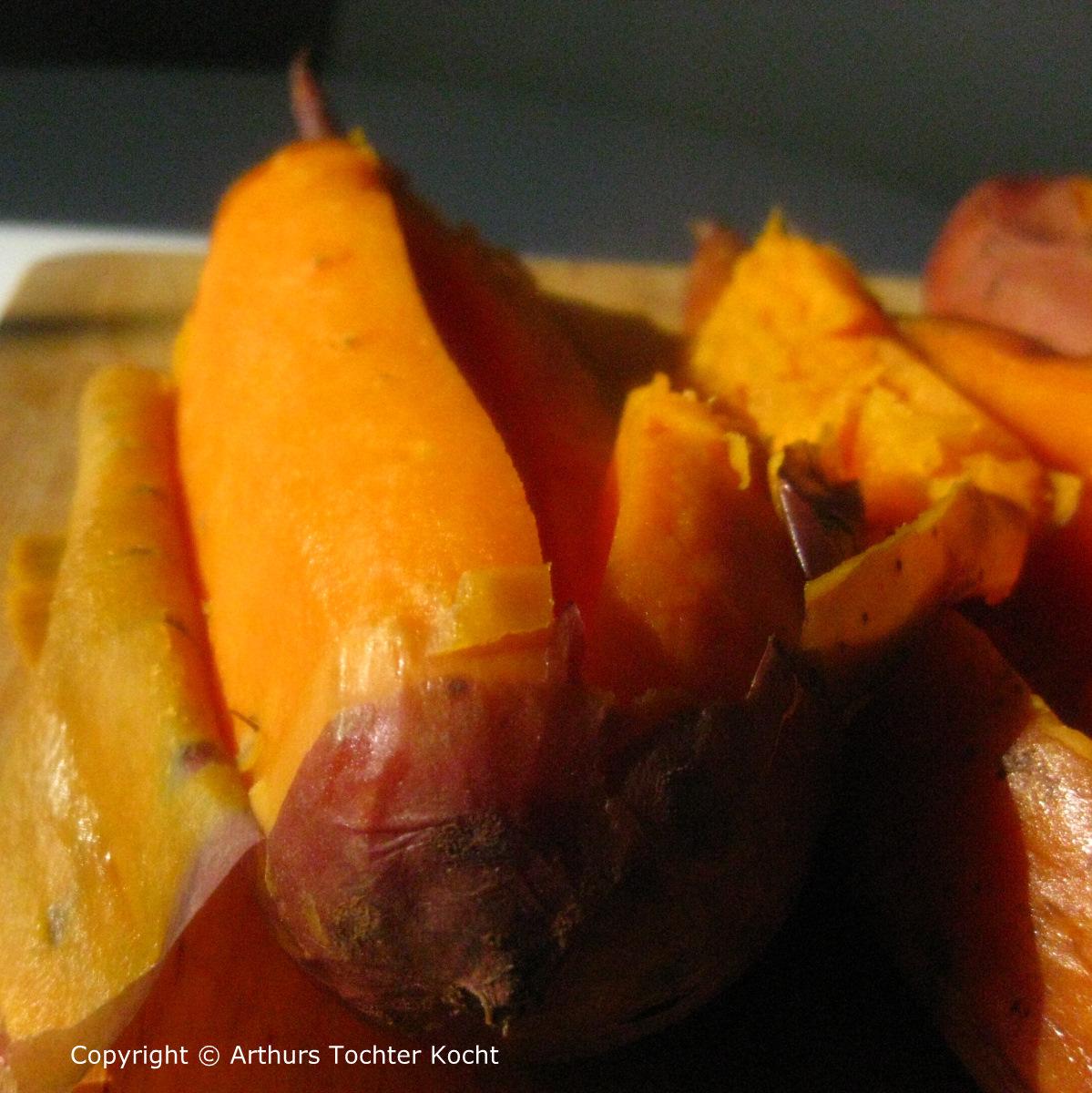 Vom Missgeschick... Süßkartoffelgnocchi nach Cornelia Poletto  | Arthurs Tochter kocht von Astrid Paul. Der Blog für Food, Wine, Travel & Love