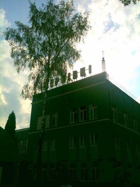 Der Flughafen in Chernovtsi. | Arthurs Tochter kocht von Astrid Paul. Der Blog für Food, Wine, Travel & Love