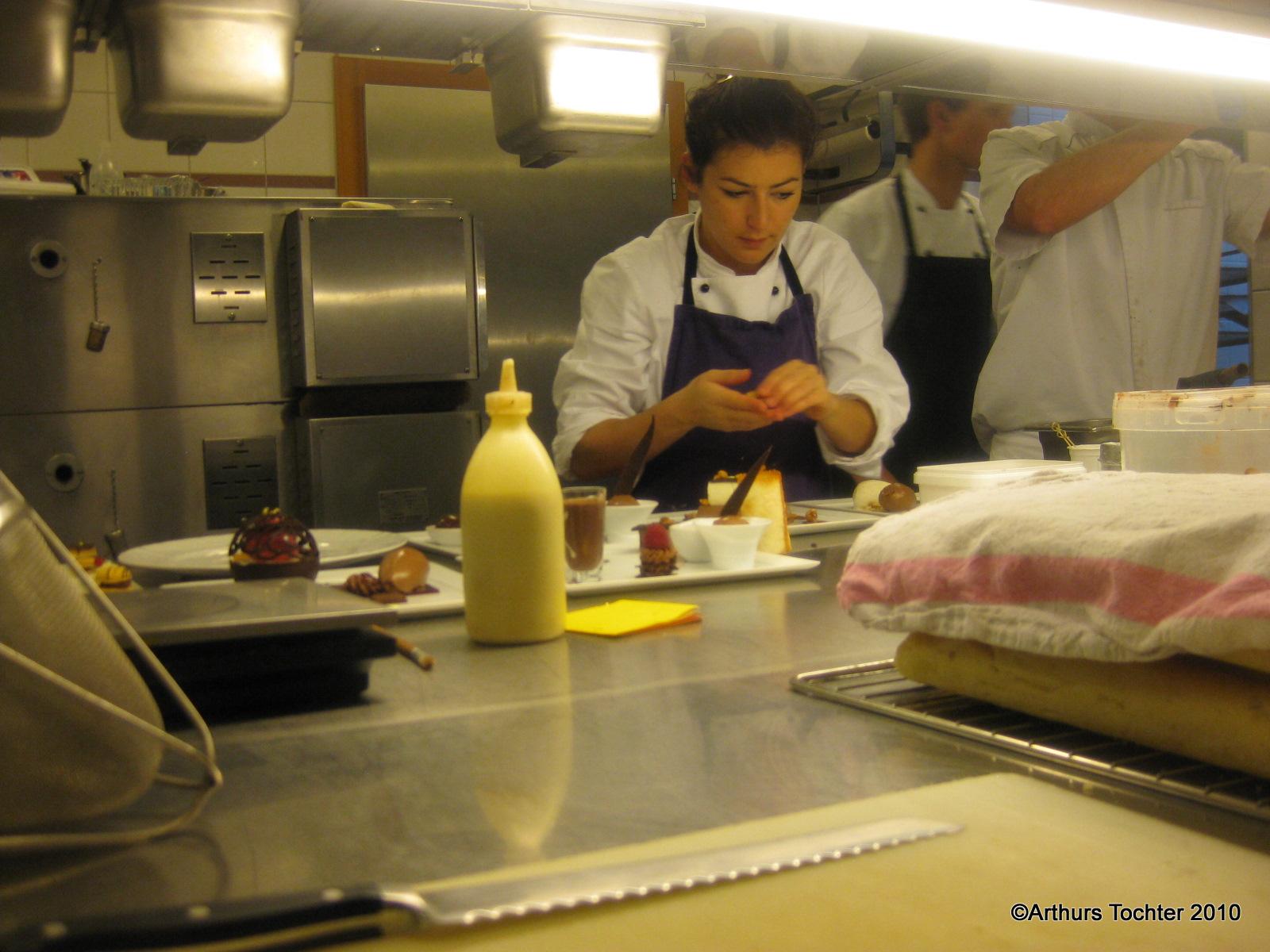 Zu Besuch in der Küche im Schwarzen Adler bei Fritz Keller | Arthurs Tochter kocht. von Astrid Paul. Der Blog für food, wine, travel & love