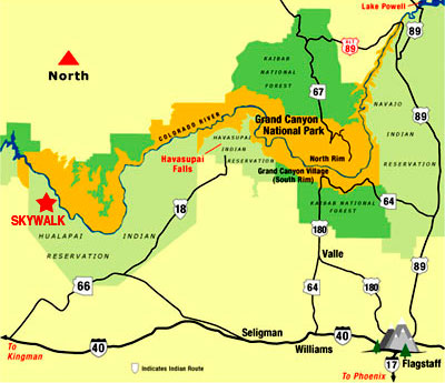 grand canyon skywalk map Images And Places Pictures And Info Grand Canyon Skywalk Map grand canyon skywalk map