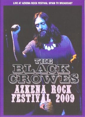 Music Art Vcl The Black Crowes Live At Azkena Rock Festival