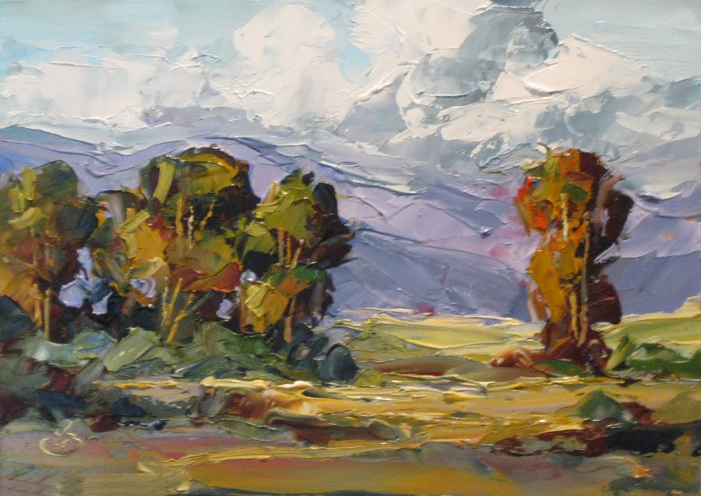 Plein Air Painting Uk