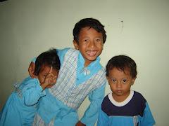 Umar, Nadia, Hilmi