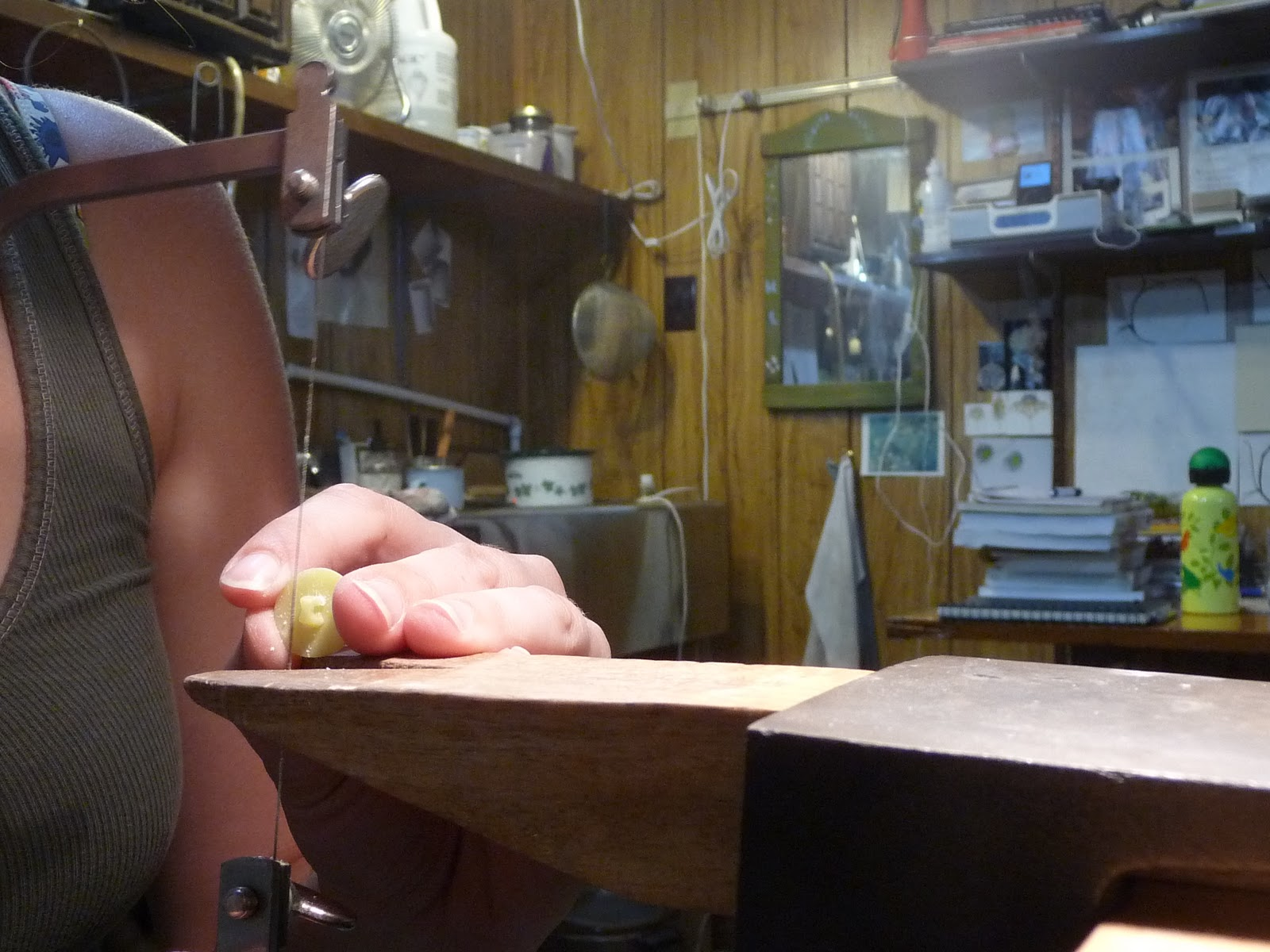 K O Brien Jewelry Studio Sundays