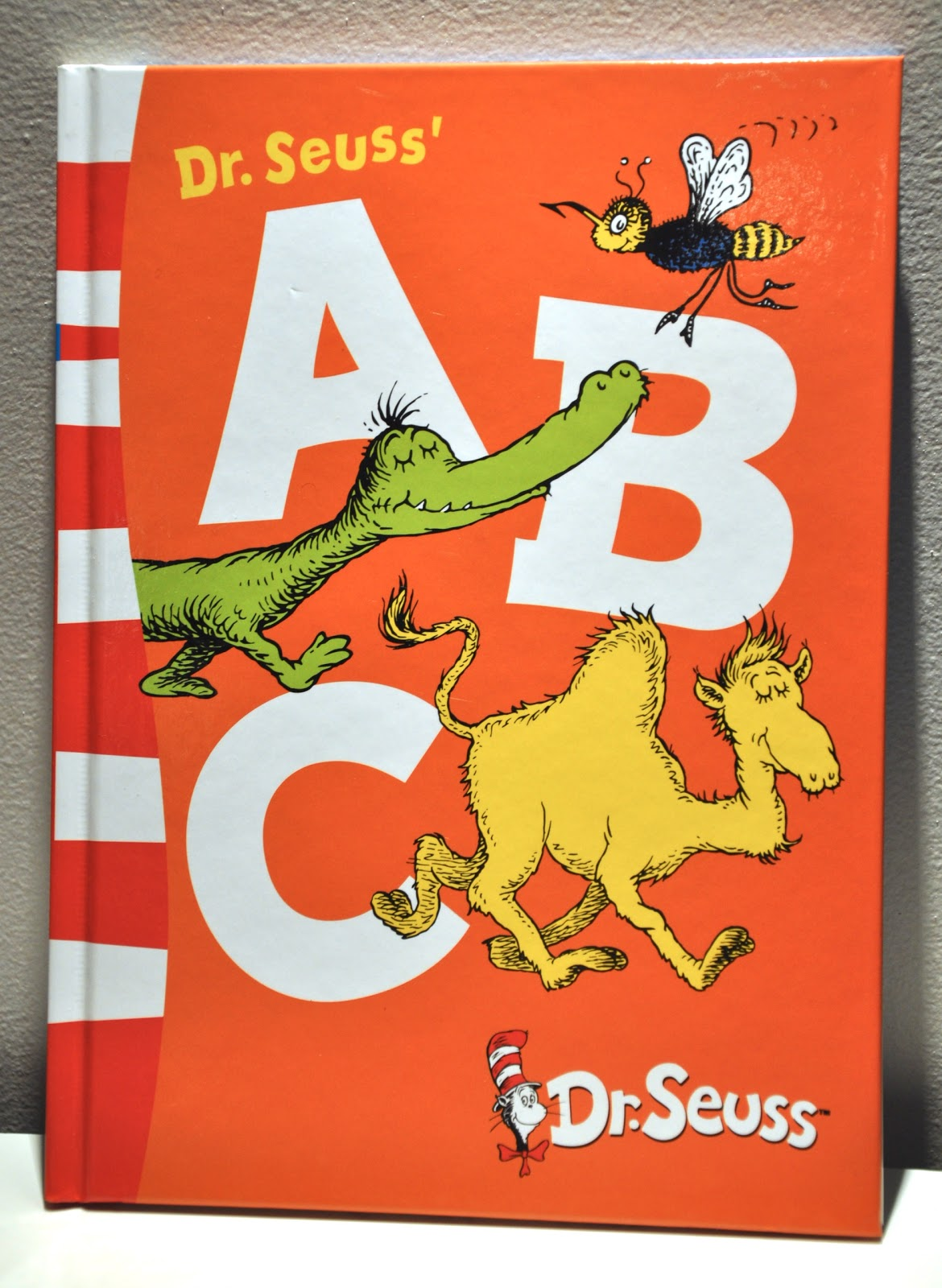 Text Ile Design New Abc Book To My Collection