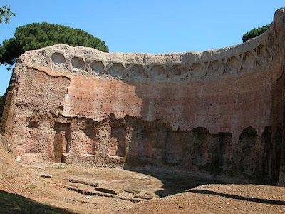 Terme di traiano e le sette sale - Piscine roma nord ...