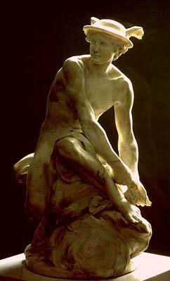 Ares, dio della guerra Merc3