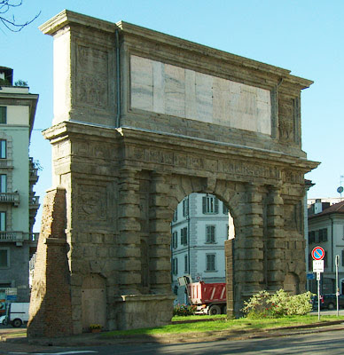 Mediolanum milano lombardia - Terme porta romana ...