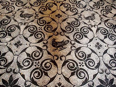 Il mosaico romano romanoimpero.com