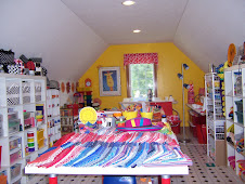 My Quilting/Art Studio: