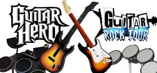 guitar-hero-versus-rock-band Comparativo: Guitar Hero World Tour Vs. Guitar Rock Tour 2