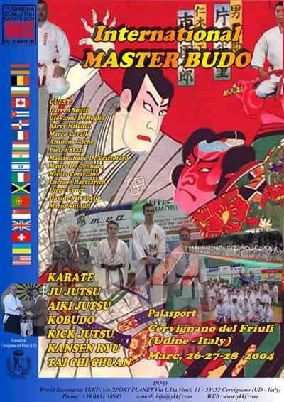world master budo