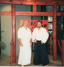 con il Maestro Roland Moroteaux