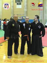 con il Maestro Josè Fernando Cuspinera Navarro