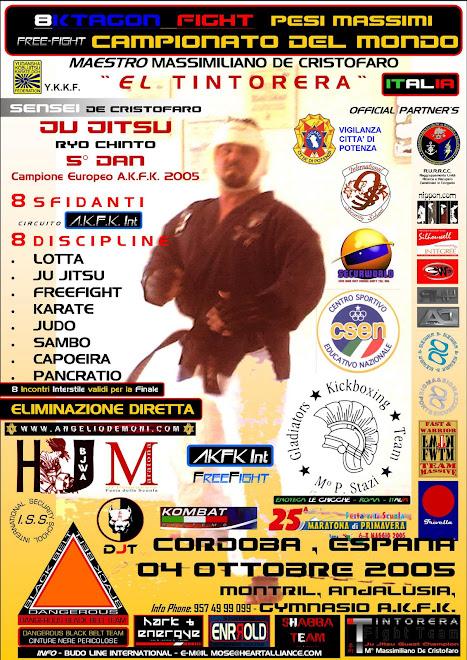 AK-FK 8gon Fight - Cordoba, Espana