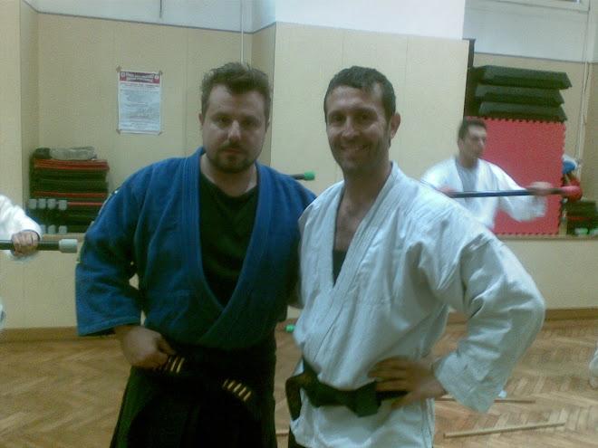 con il Maestro Luigi Alteri, Roma