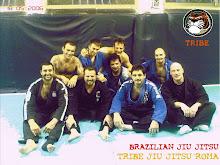 Brazilian Jiu Jitsu, TRIBE - Roma