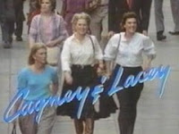 Cagney and Lacey DVD