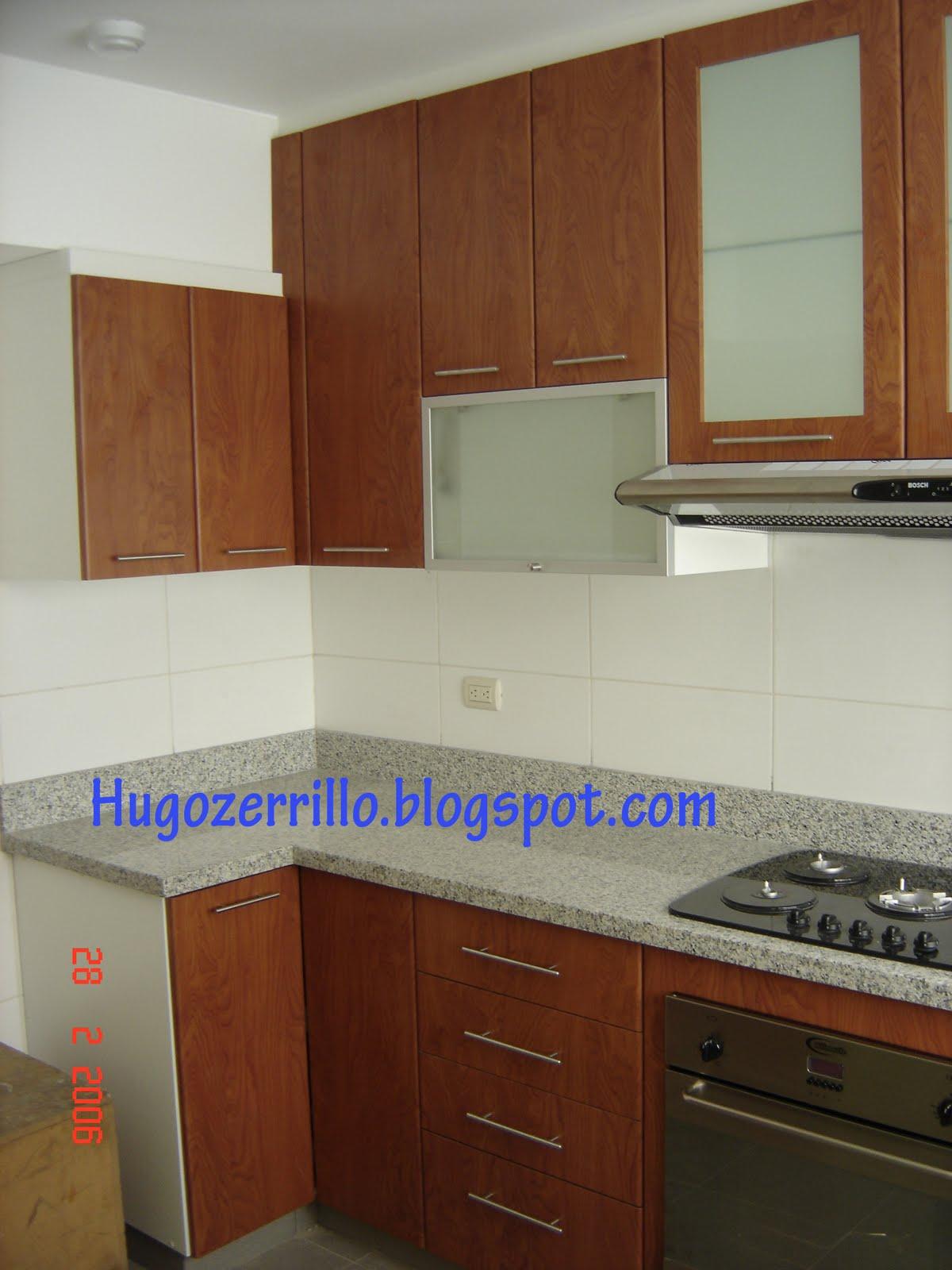 Muebles de melamine galeria cocinas - Cocinas en esquina ...