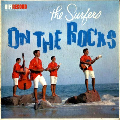 The Surfers-On the rocks