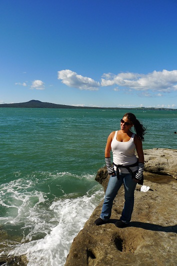 Not All Those Who Wander Are Lost.: Auckland, New Zealand