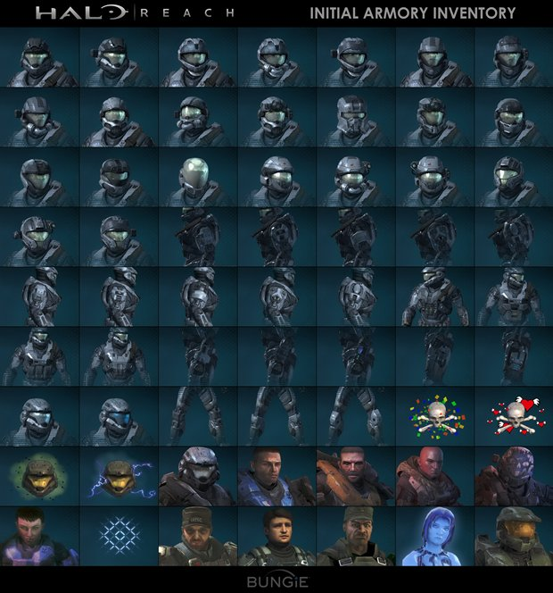list of halo games in chronological order