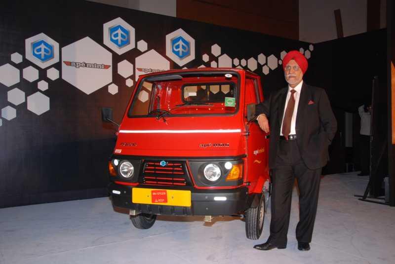 Piaggio Ape Mini In India Price Specifications Review