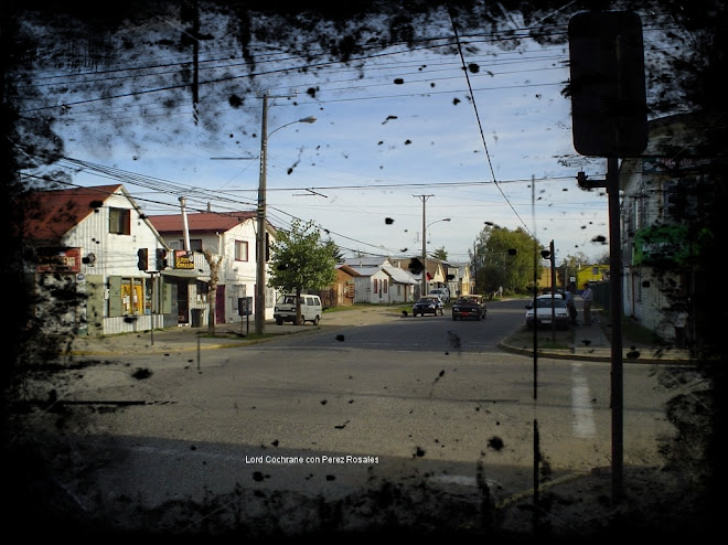 Calles  de Valdivia