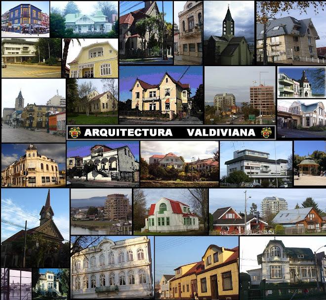 Arquitectura valdiviana
