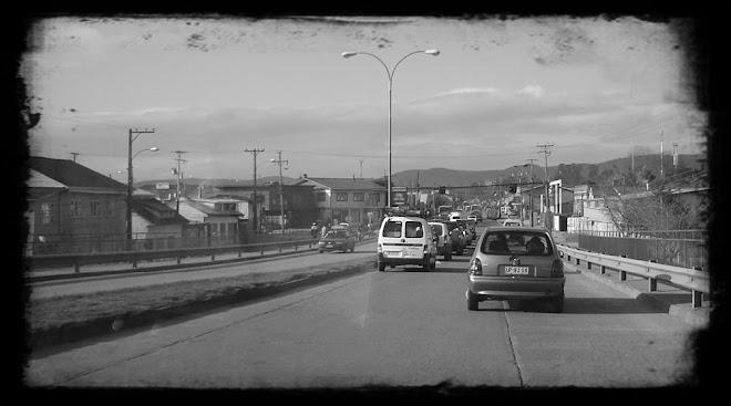 Vista desde el Puente Calle Calle
