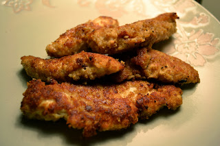 Homemade Chicken Fingers